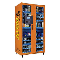 ATOMic Megastoe 9000 Vending Machine