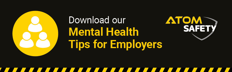 Mental health tips for employers