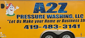 A2Z Pressure Washing Special Offers
