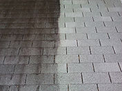 Pavers before and after pressure washing