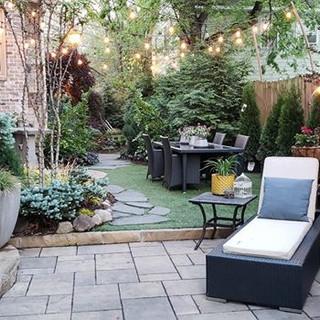 Backyard Oasis Install