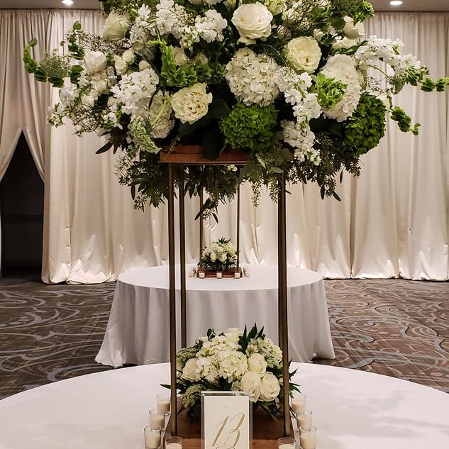 Shades Of White Wedding
