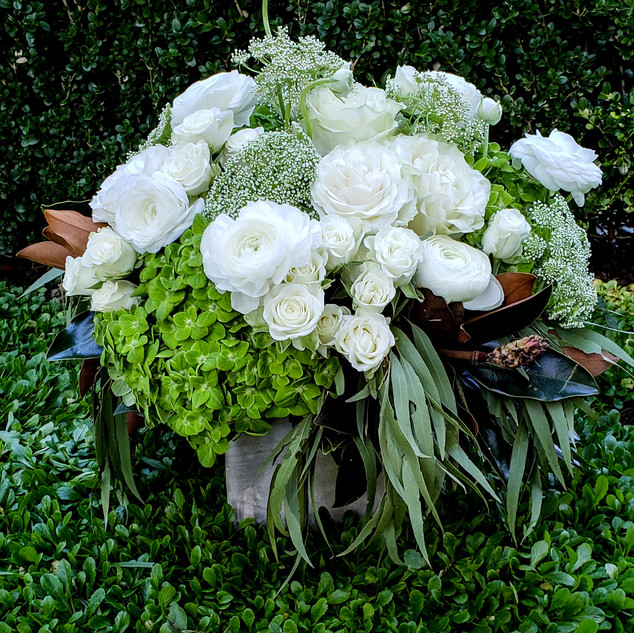 Whites and Greens
