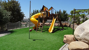 synthetic lawns