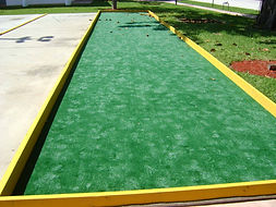 bocce ball turf artificial grass