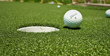 master putt synthetic grass