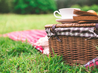 Happy National Picnic Month!