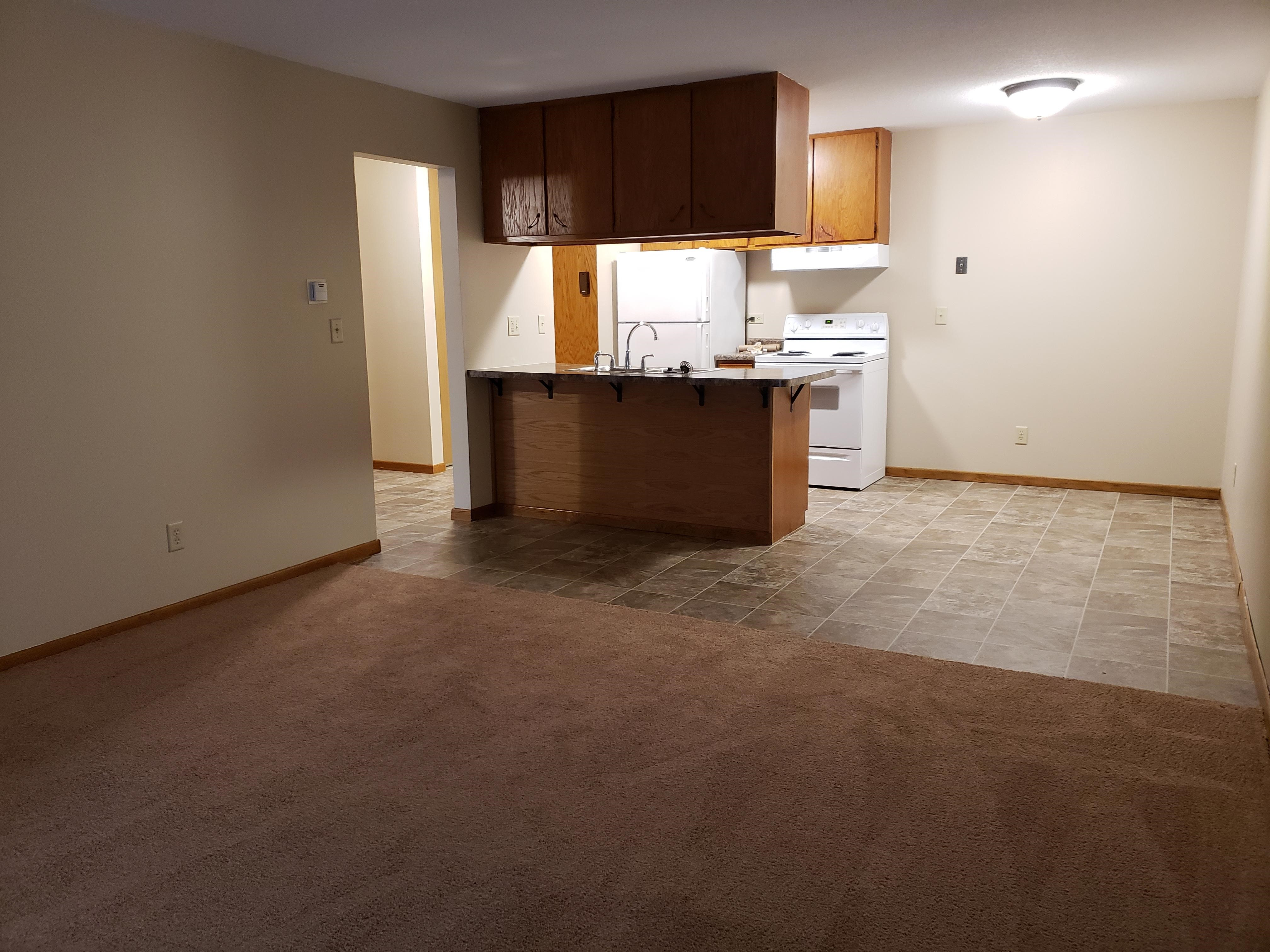 1-Bedroom Kitchen/Dining