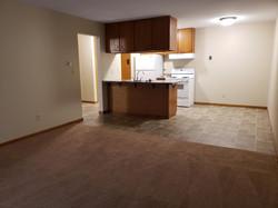 1-Bedroom Kitchen/Dining