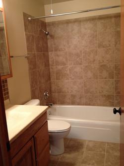 Remodeled Bathroom