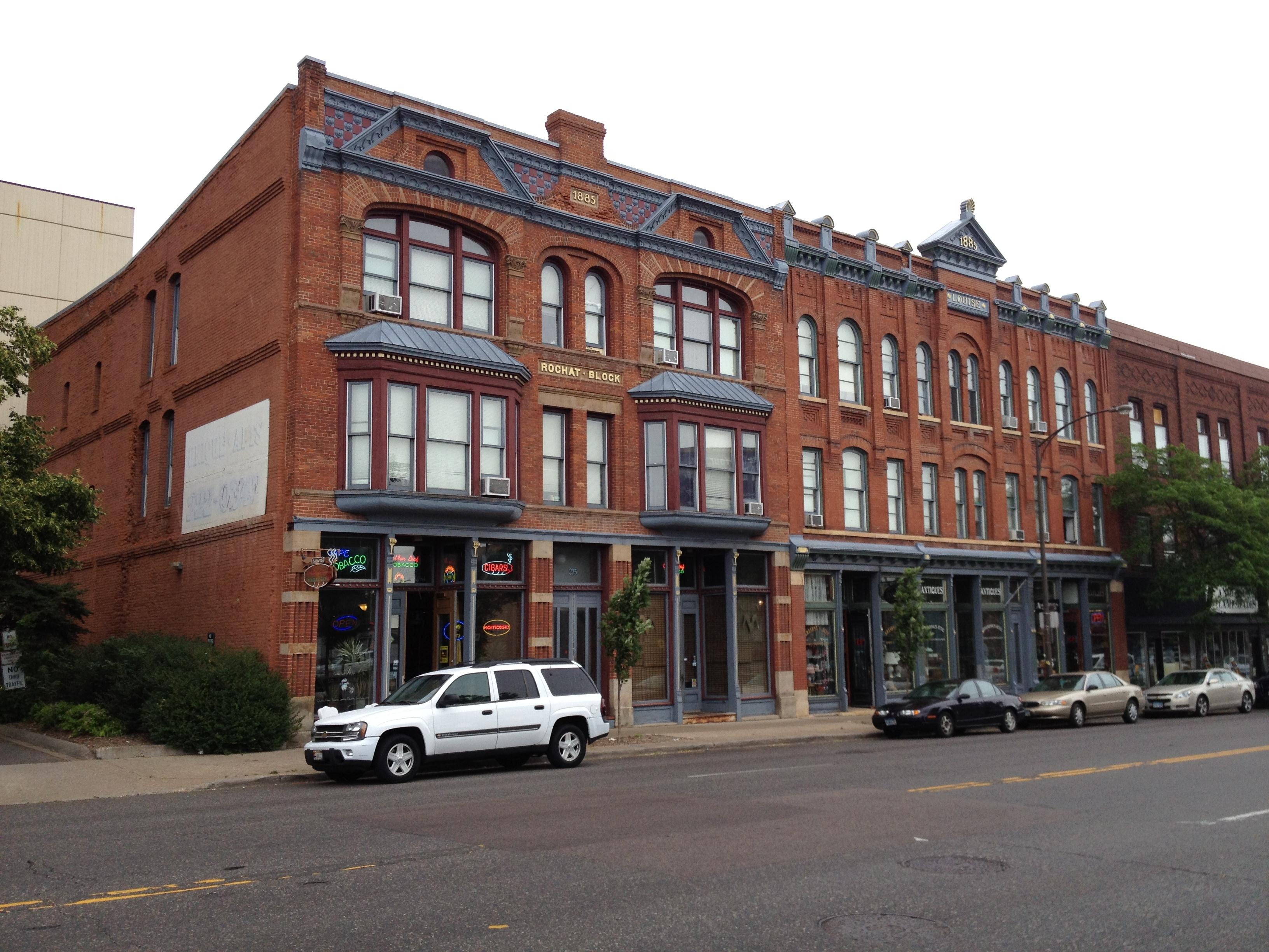 Louise Rochat Apartments