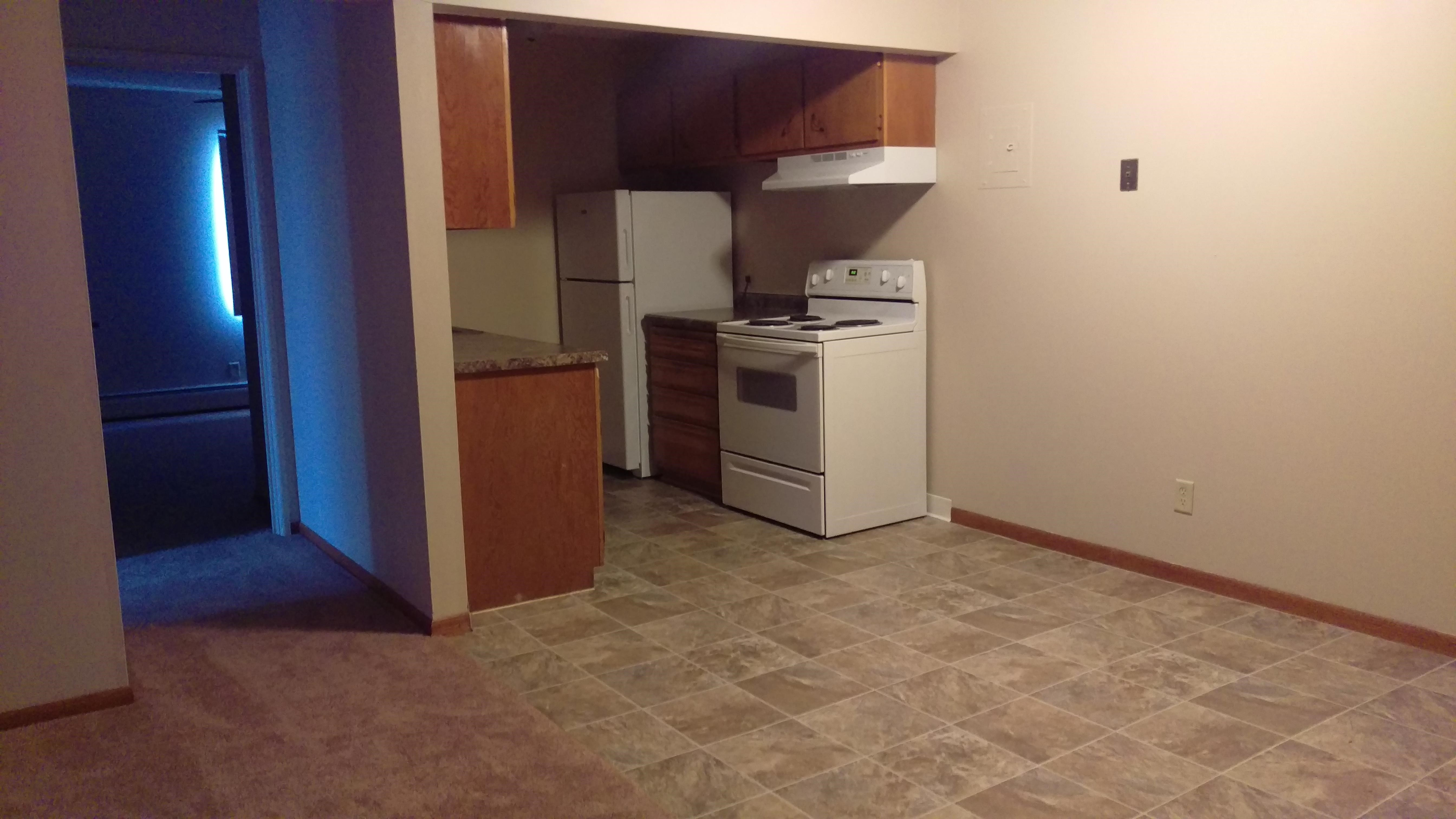 2-Bedroom Kitchen/Dining