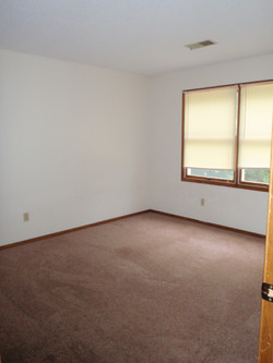 First Bedroom of #1212