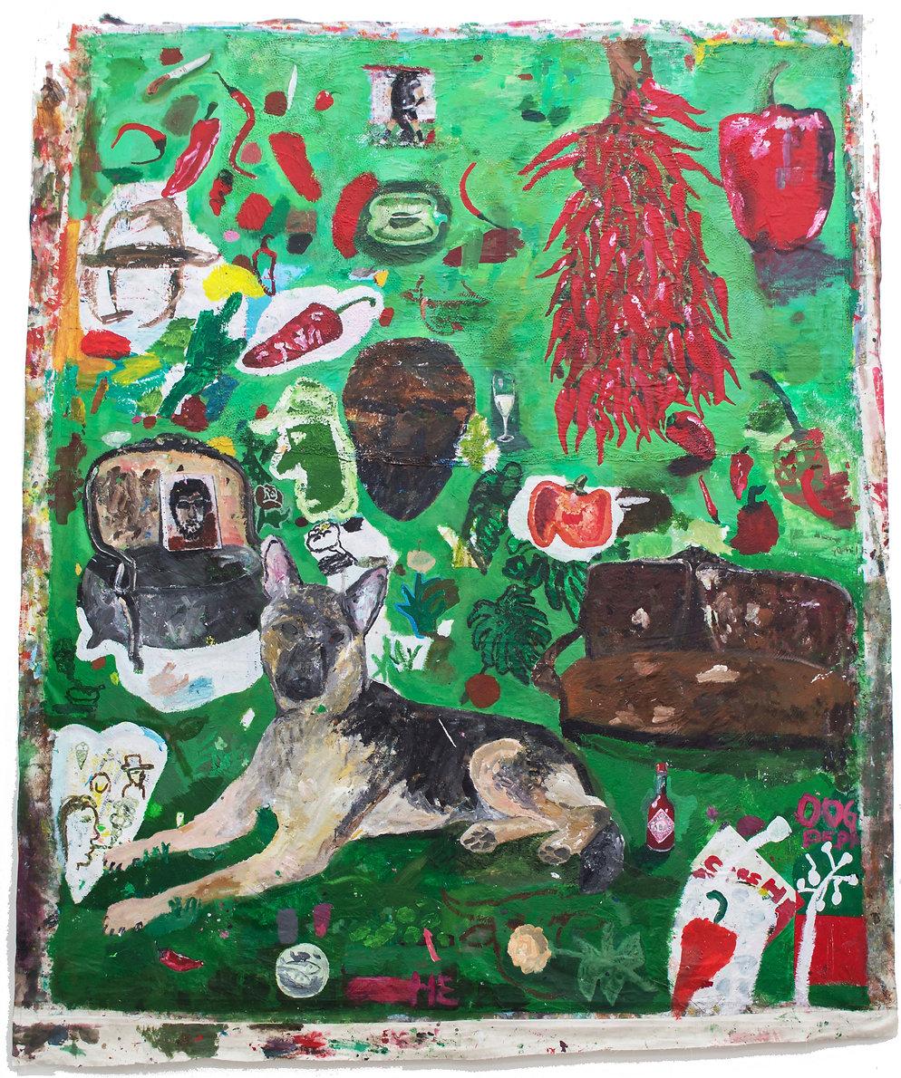 Dog Pepper Heart, Maïa Régis