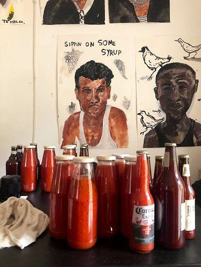 Studio Maïa Régis salsa