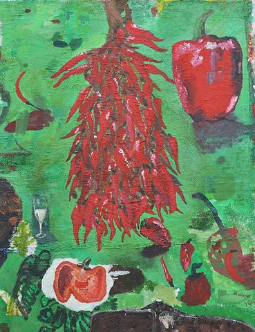 dog pepper heart detail maïa régis