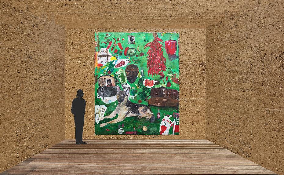 Earth Cube : Dog Pepper Heart.jpg
