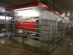 Dairy Barn/Robot Conversion
