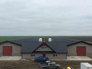 Poultry Barns