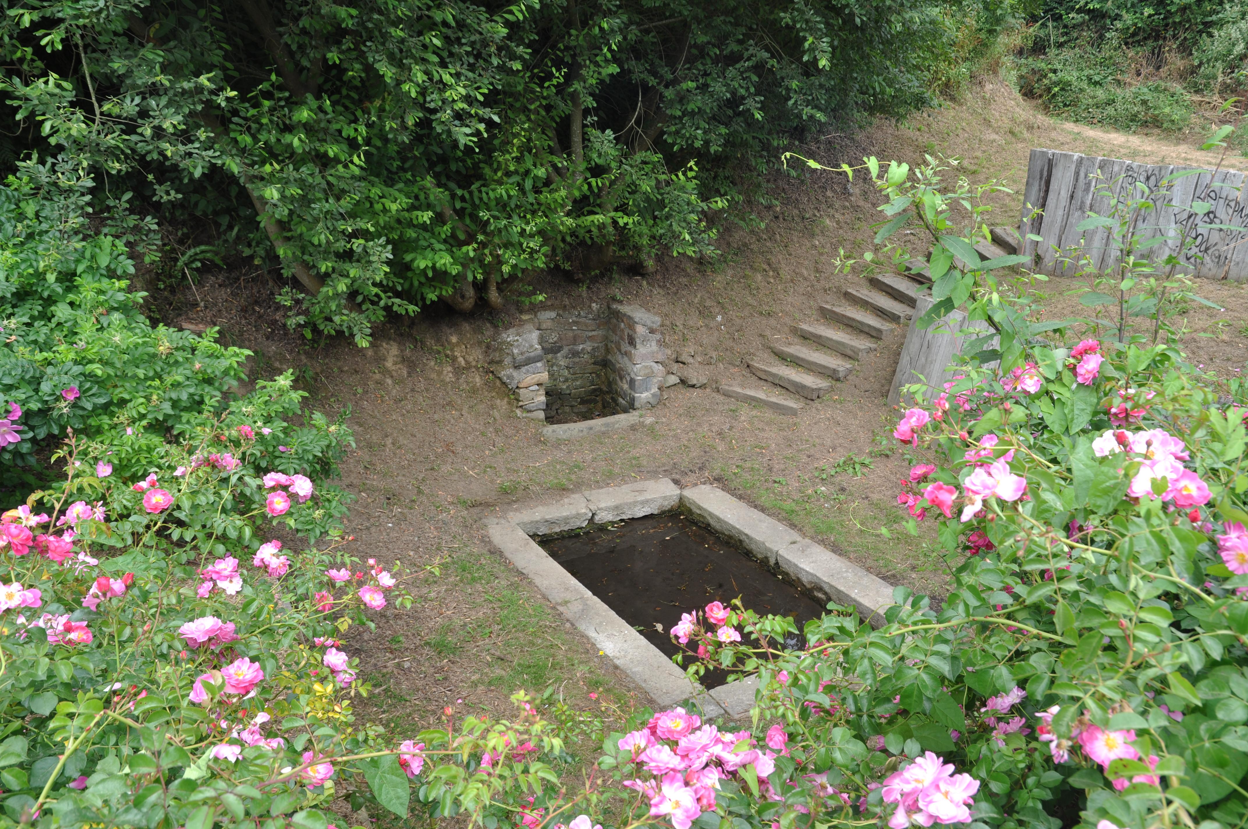 lavoir du Remelet à Pont-Gato
