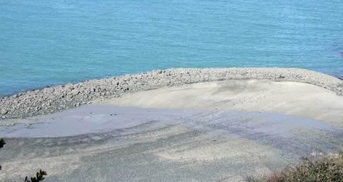 La digue du Petit Havre