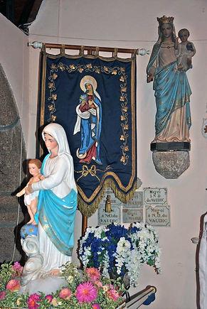 Vierge à l 'enfant
