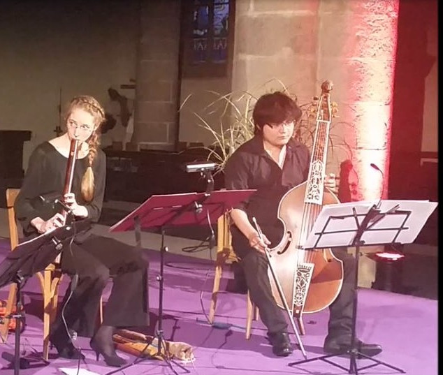 "Trio ""Fabula Mundi "" 2018-09"