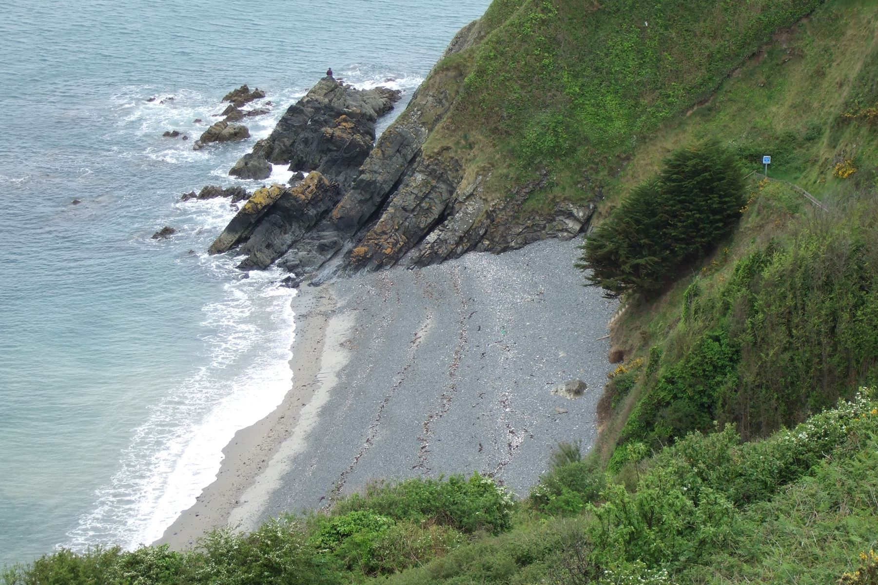 La plage du Barillet