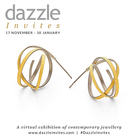 Dazzle square gold earrings.png