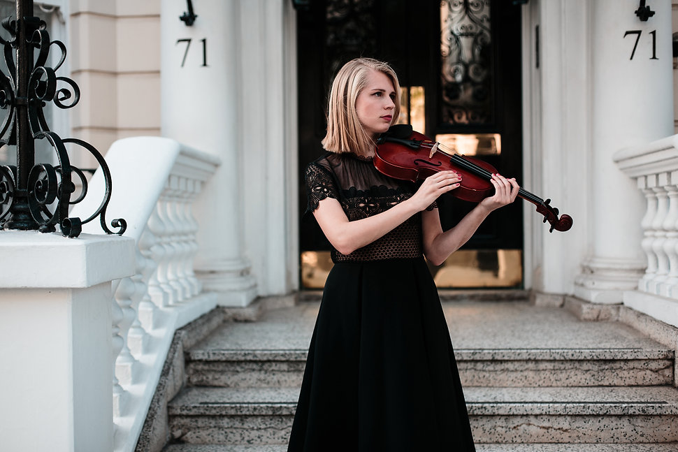 Katya Lazareva viola