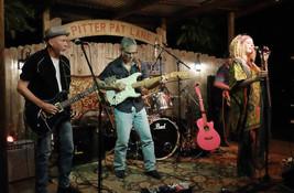 Pitter Party in Austin, Texas 2019 with Van Wilks & Glenn Rexach