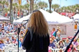 Springing The Blues Festival, Jacksonville, Florida 2018