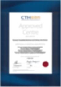 CTH_Swissam Reapproval Certificate 2019.