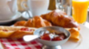Great Barrier Lodge Breakfast