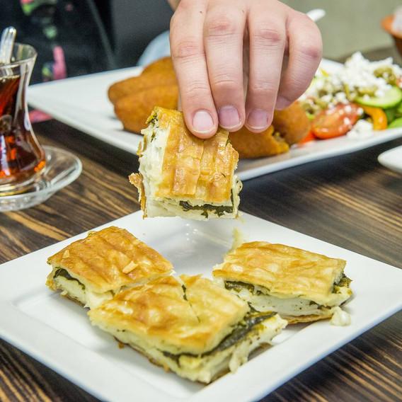 Feedback Restaurant Feature - Baklawa Queen