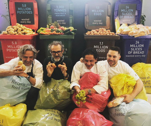 5 Inspiring Food Waste Accounts to Follow on Instagram