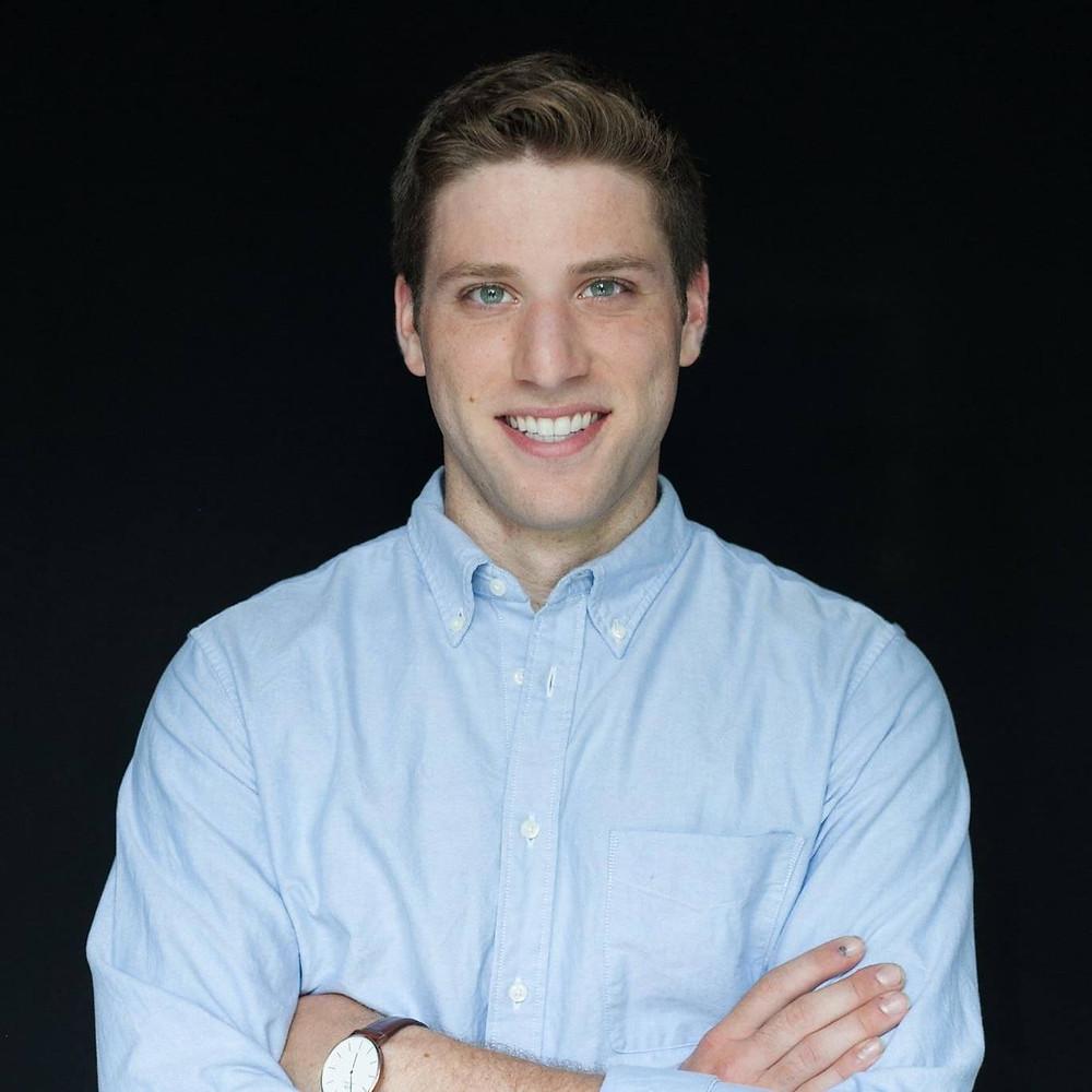 Feedback co-founder Ben Walters