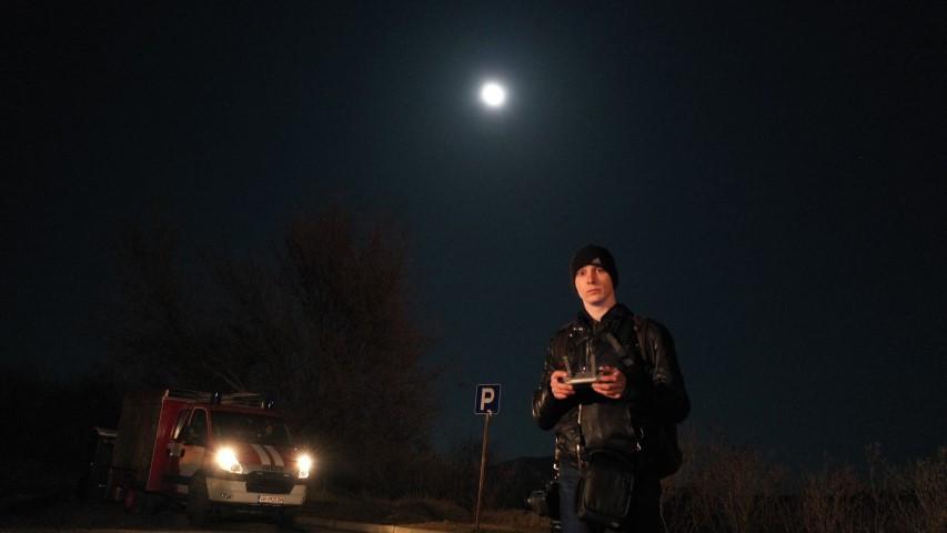 Аз и луната