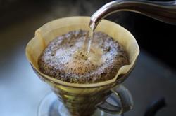 ドリップコーヒー(¥350-)