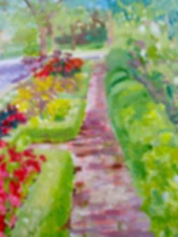 Garden Hedge Afternoon.jpg