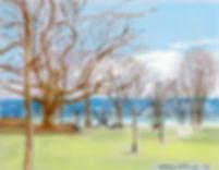 10.Spring Day at Lake Ontario.JPG