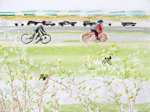 Bikes and Bees