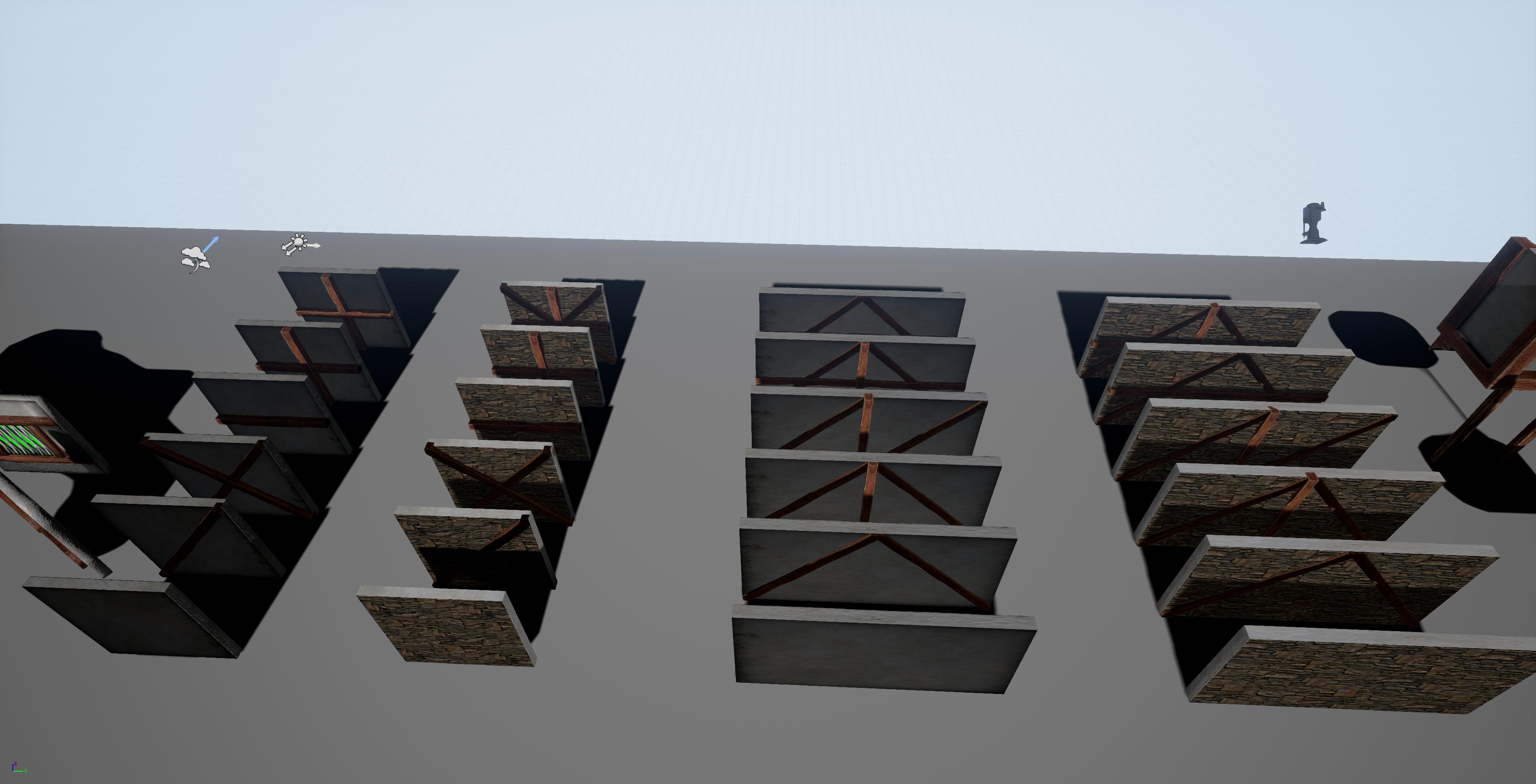 Asset Pack - Walls