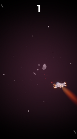 Astro (Android, Infinite Shooter)