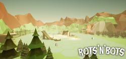 Rots'n'Bots (PC, Strategy Game)