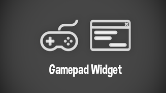 Gamepad Widget (2019)