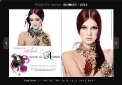PRESS THE FASHION SUMMER 2012