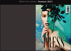 PRESS THE FASHION SUMMER 2013