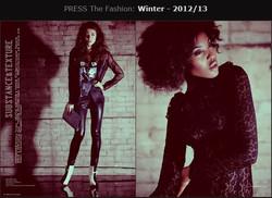 PRESS THE FASHION WINTER 2013