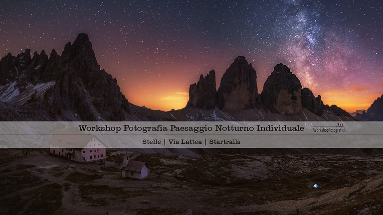 Paesaggio Notturno   Stelle & Via Lattea Individuale Privato